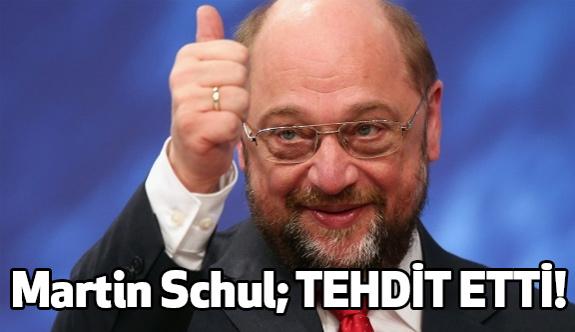 Martin Schulz'tan; Türkiye için savaşanlara daha çok destek Olacağız