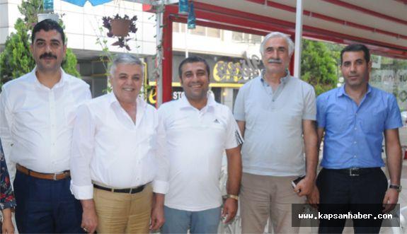 MHP Başkan Taşdoğan; Tekstilcilere Destek Sözü Verdi
