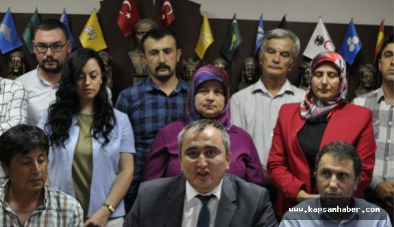 MHP Gölbaşı İlçe Başkanı Ersin Pehlivan Adaylığını Açıkladı