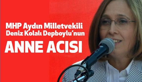 MHP Milletvekilinin Anne Acısı