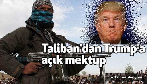 Taliban'dan Trump'a Açık Mektup!