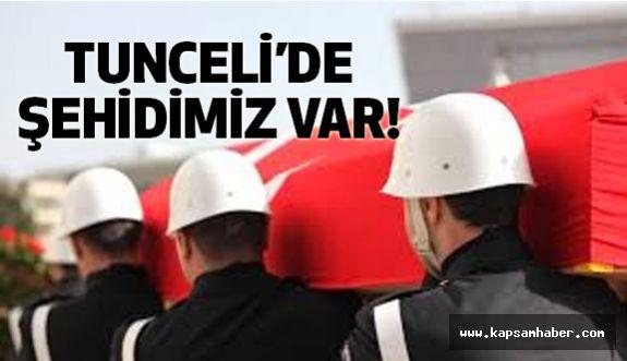 Tunceli'de Bir Şehidimiz Var!