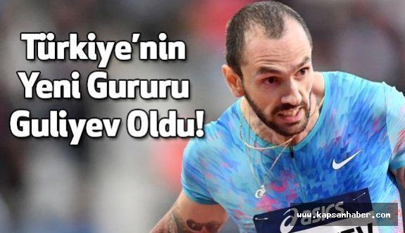 Türkiye'nin Yeni Gururu Guliyev Oldu!