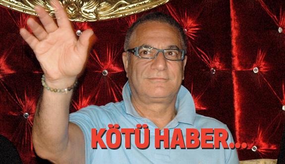 Ünlü Şovmen Mehmet Ali Erbil'den Kötü Haber