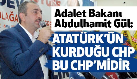 Adalet Bakanı Gül: Önce Ayık Kafada Olacaksınız