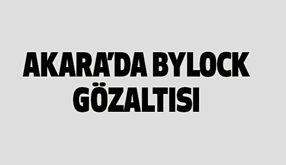 Ankara'da ByLock Gözaltısı