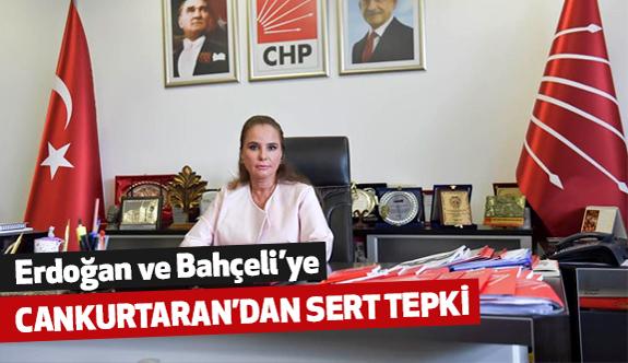 CHP'den Erdoğan ve Bahçeli'ye Tepki!