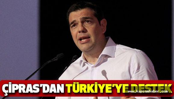 Çipras'tan AB'ye 'Türkiye' için Uyarı