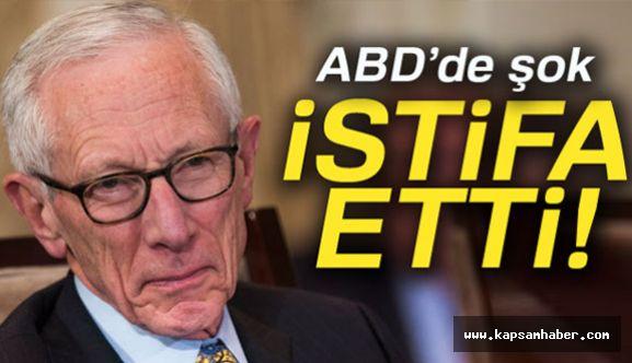Fed Başkan Yardımcısı Fischer İstifa Etti
