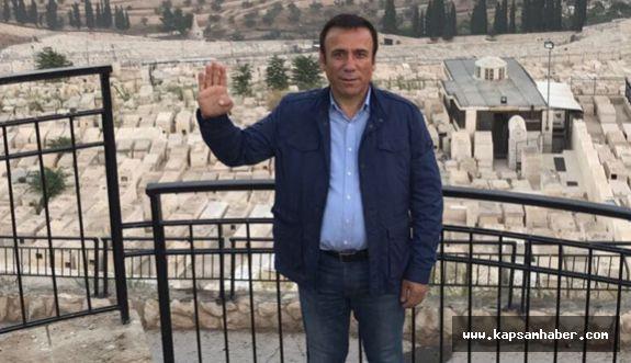 Filistin'den Samsun'a selam