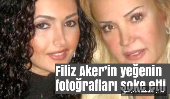 Filiz Aker'in yeğeni Dora Ercan'ın Silahlarla Dansı...