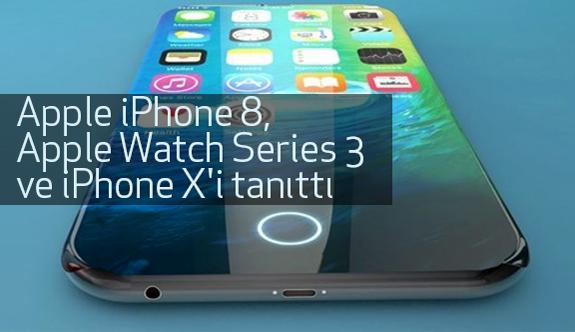 iPhone 8 Özellikleri ve Fyatı Açıklandı!