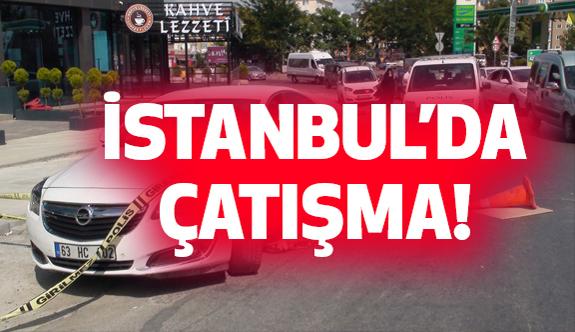 İstanbul'da Çatışma...