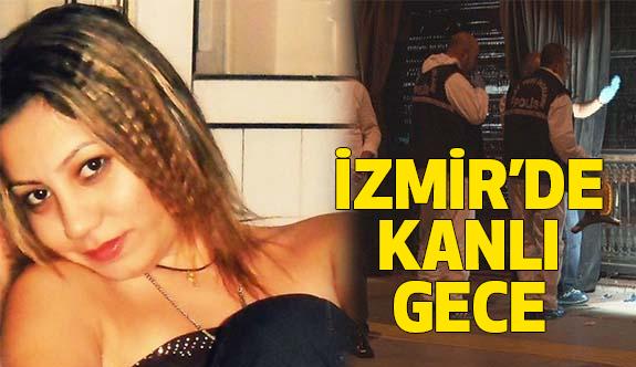İzmir'De Gece Kulübüne Pompalı Tüfekli Baskın