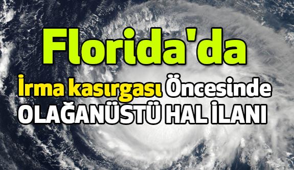 Kasırga Öncesi Olağanüstü Hal İlanı!