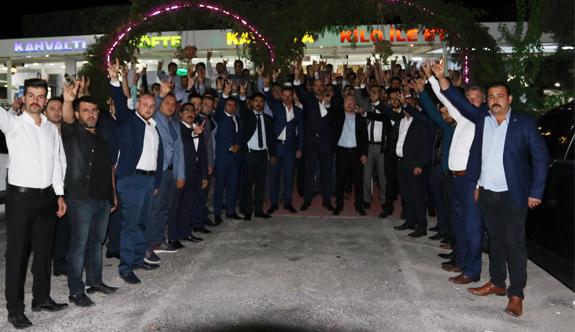 Manisa Ülkü Ocakları Akhisar'da Buluştu