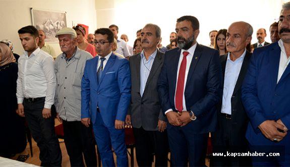 MHP Akçadağ İlçe Başkanı Leventoğlu Yeniden Kazandı