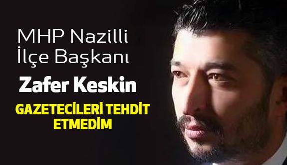 Müdürün Darbedilmesiyle ilgili MHP'li Başkandan Açıklama