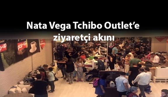 Nata Vega Tchibo Outlet'e Akın