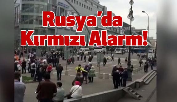 Rusya'da Kırmızı Alarm!