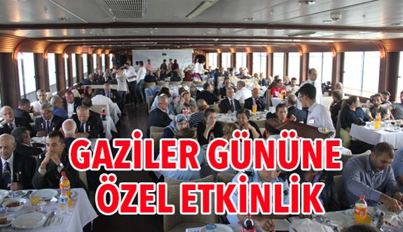 """Samsun'da """"19 Eylül Gaziler Günü"""" ne Özel Etkinlik"""