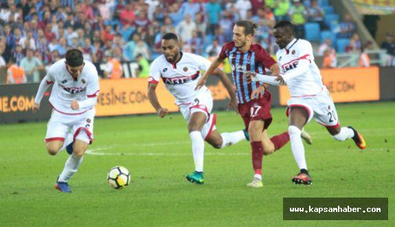 Trabzonspor 3-1 Gençlerbirliği