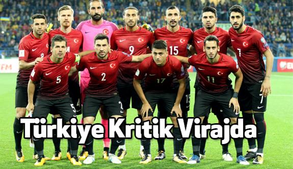 Türkiye Kritik Virajda