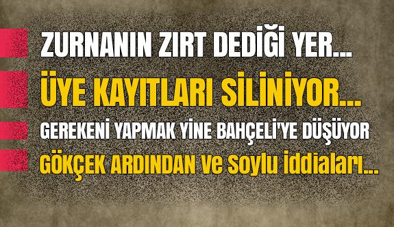 """""""Bahçeli, Balgat'taki MHP Genel Merkezinin Bütün Işıklarını Açtırıyor..."""""""