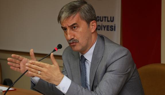 Başkan Şirin, Turgutlu'nun 20-25 Yıldır Değişmeyen Alt Yapısını Yeniliyoruz