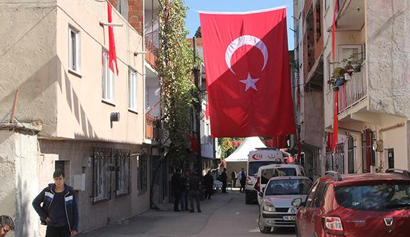 Bursalı Topçu Onbaşı Daha Çelik şehit düştü