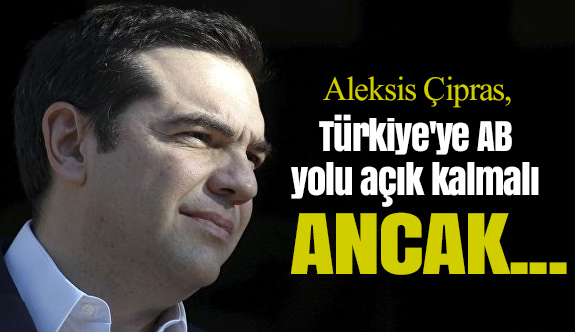 """Çipras: """"Bazı kaygılarımıza rağmen Türkiye'ye AB yolu açık kalmalı"""""""