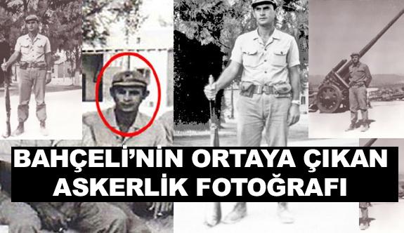 Devlet Bahçeli'nin 43 Yıl Öncesi Askerlik Hatırası