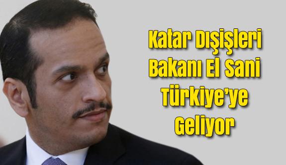 El Sani Türkiye'ye Geliyor