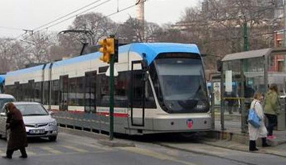 İstanbul'da tramvay seferleri normale döndü