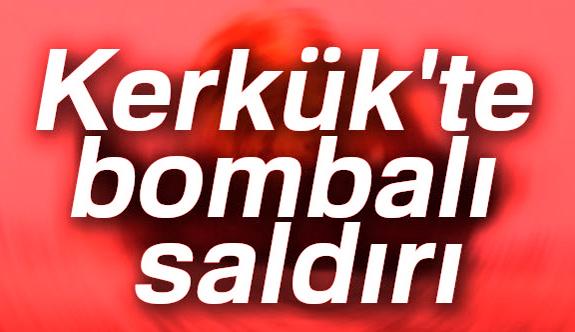 Kerkük'te Dava Partisine Bombalı Saldırı