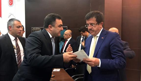 """Mutlu Doğru: """"Bakan Zeybekci müjdeli haberi verdi"""""""