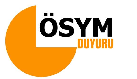 ÖSYM Başkanı Prof. Dr. Özer: YSK'ya Başvuru Mart Ayı İçinde Yapılacak