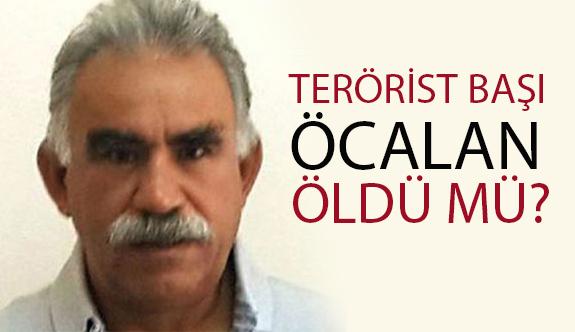 Terörist Başı Öcalan Öldü mü?