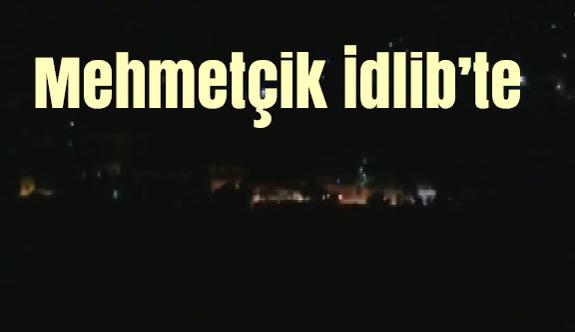 Türk Askeri İdlib'te