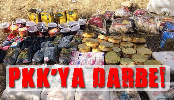 Bitlis'te PKK'ya Darbe