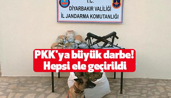 Diyarbakır'da PKK'ya Büyük Darbe!