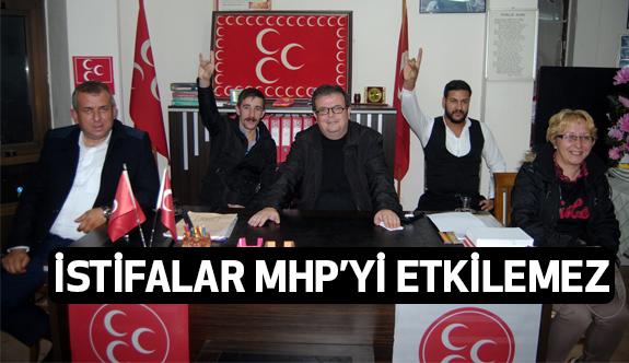 """Ergün  Vardar: """"İstifalar MHP'yi Etkilemez"""""""