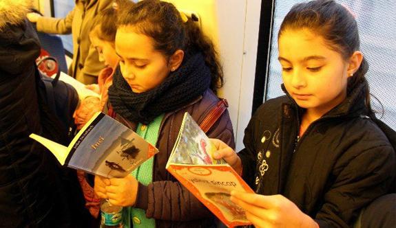 Her Öğrenci Yılda 16 Kitap Okuyor