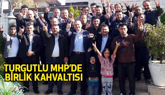 MHP, Turgutlu'da Tek Yumruk Oldu