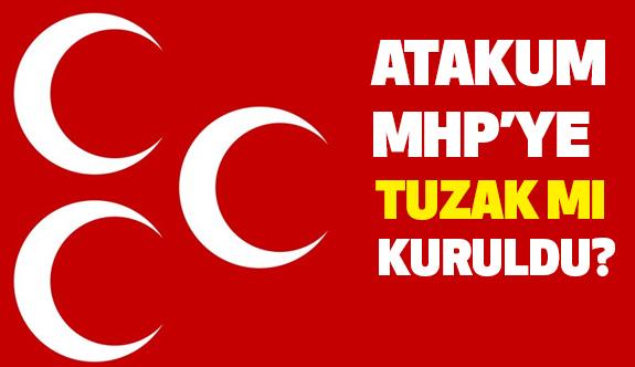 Samsun MHP'den DARP İle İlgili Ortak Basın Açıklaması