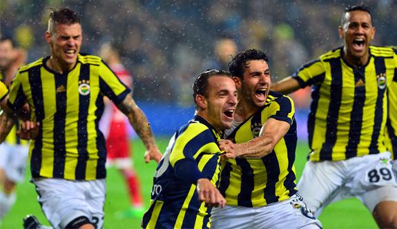 Süper Lig: Fenerbahçe: 4 - Sivasspor