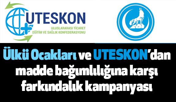 Ülkü Ocakları ve UTESKON'dan Sosyal Deney Çalışması