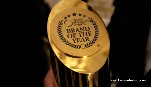 """World Branding Awards'tan  Efes'e """"Yılın Markası"""" ödülü"""