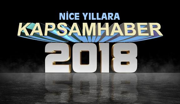 2017 Yılından 2018 Yılına Geçerken