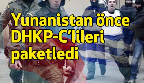 Erdoğan'ın Ziyareti Öncesi Yunanistan'dan Operasyon
